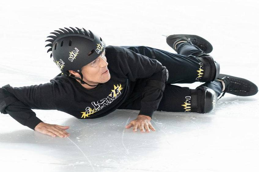 "Jens Hilbert im ""Dancing on Ice""-Bootcamp"