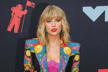 Taylor Swift bei den MTV Video Music Awards 2019