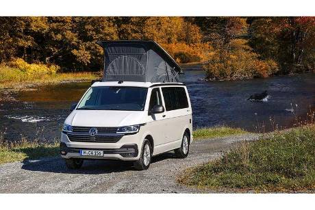 VW T6.1 California Beach Camper (2020)
