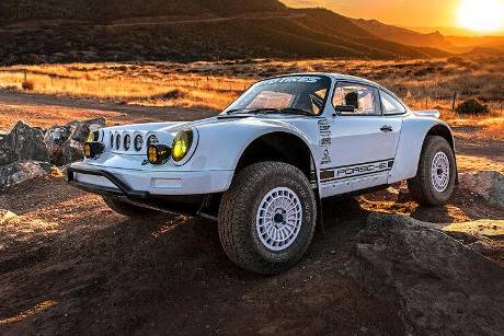Russell Built Fabrications Porsche 911 Baja