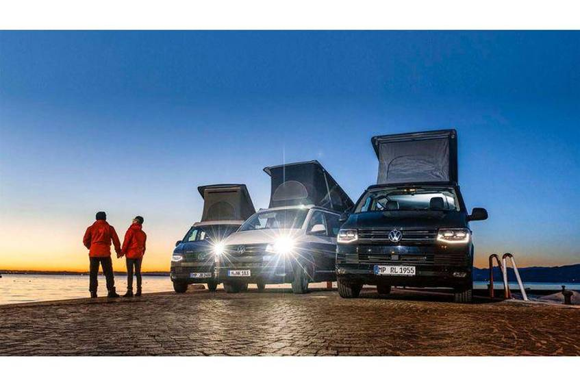 5 Alternativen zum VW California Beach: Alltags-Busse für spontanes Vanlife
