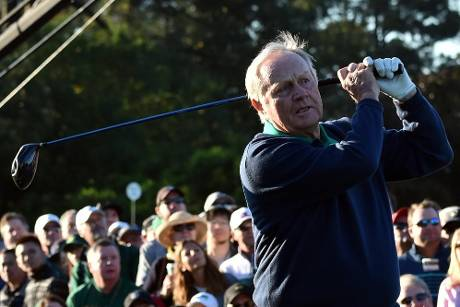 Golf-Legende Jack Nicklaus wird 80