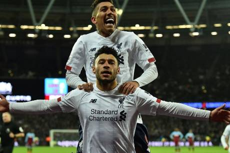 Sieg in West Ham: Liverpool knackt 70-Punkte-Marke