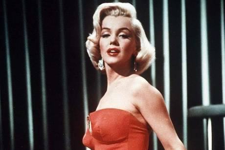 Starb sie durch Mord, Unfall oder Suizid? Marilyn Monroe, 1953