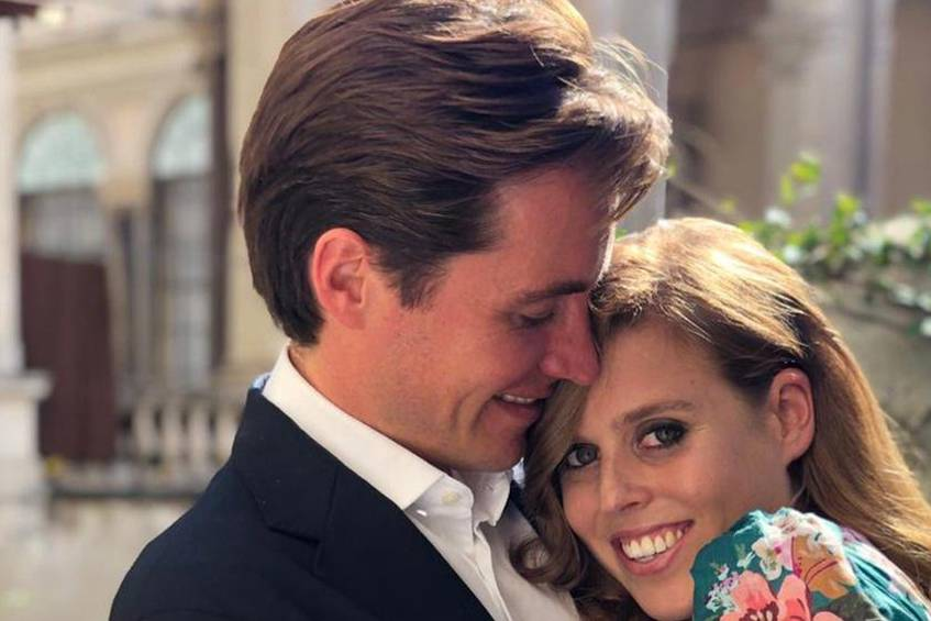 Prinzessin Beatrice und Edoardo Mapelli Mozzi heiraten im Mai in London