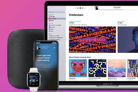Alternative zu Apple Music im Überblick