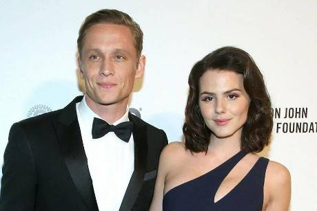 Matthias Schweighöfer und Ruby O. Fee bei der Elton John AIDS Foundation Oscar Viewing Party am 9. Februar in Los Angeles.