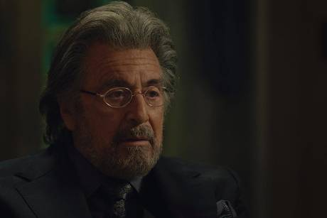 "Al Pacino in der neuen Amazon-Serie ""Hunters""."