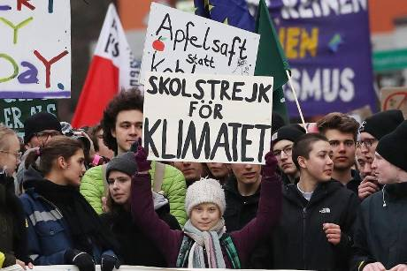 Fridays for Future in Hamburg