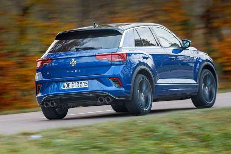 VW T-Roc R Test
