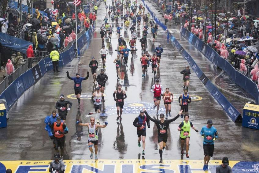 Corona: Marathons in London und Boston verlegt