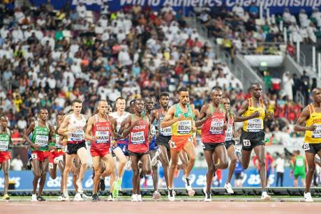 Leichtathletik: Weitere Diamond-League-Meetings verschoben