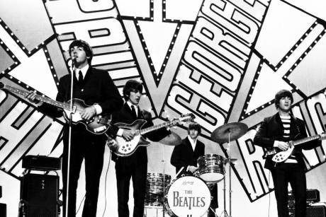The Beatles live 1964: John, Paul, George und Ringo