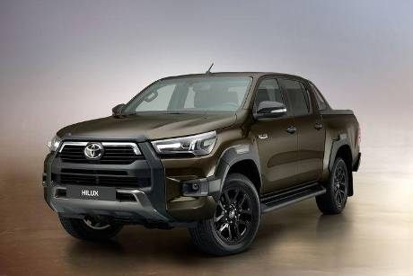 Toyota Hilux 2.8 Invincible Facelift 2020