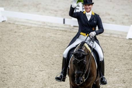 Dressur-DM in Balve: Werth siegt im Grand Prix