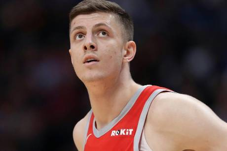 Houston Rockets trennen sich von Basketball-Nationalspieler Hartenstein