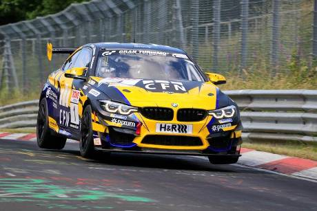 BMW M4 GT4 - Startnummer #1 - Pixum CFN Team Adrenalin Motorsport - SP10 - NLS 2020 - Langstreckenmeisterschaft - Nürburgrin...