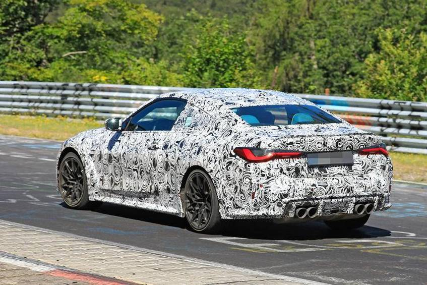 BMW M4 Coupé (2020): Mega-Power-Coupé mit Mega-Niere