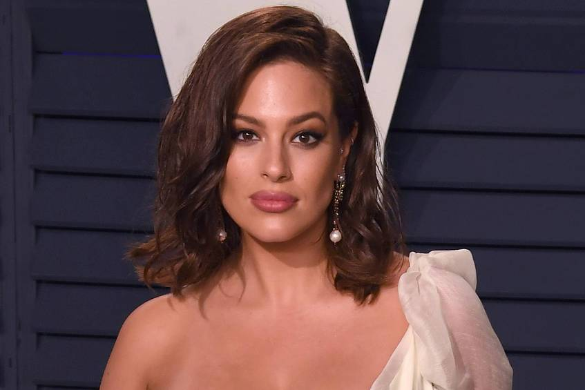 Ashley Graham liebt ihren After-Baby-Body.