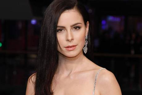 Lena Meyer-Landrut attending the opening night and My Saling...
