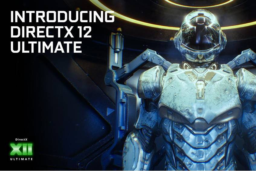 Installation von DirectX 12 Ultimate für Windows 10