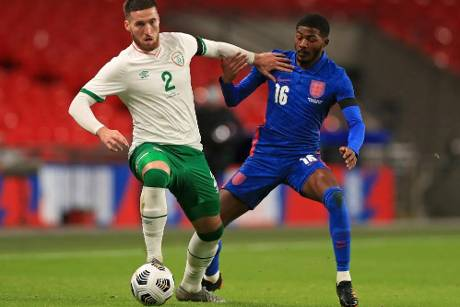 Nations League: Irland vermeldet zwei positive Coronatests