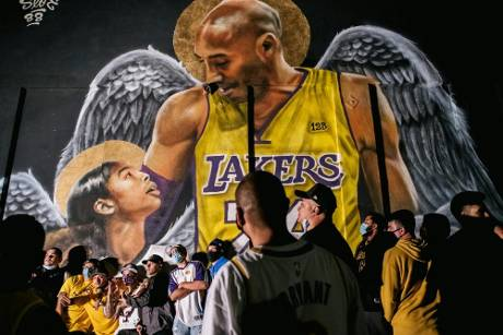 Basketball-Ikone Bryant ab 2021 in Hall of Fame