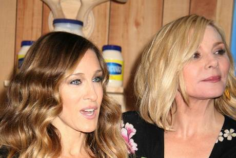 "Sarah Jessica Parker (l.) muss in der neuen ""Sex and the City""-Staffel auf Kim Cattrall verzichten."