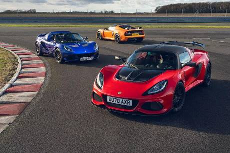 Lotus - Final Edition - Elise - Exige - Sportwagen - 2/2021