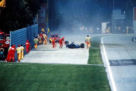 Ayrton Senna - Williams FW16 - GP San Marino 1994 - Imola