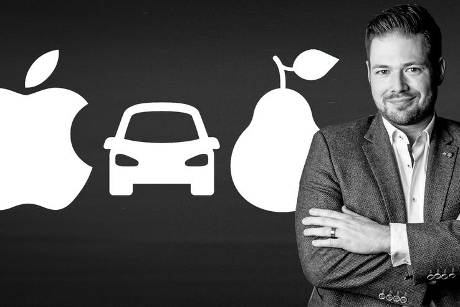 Kommentar Jochen Knecht Apple-Car