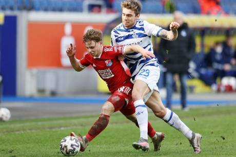 3. Liga: Haching gibt Rote Laterne ab