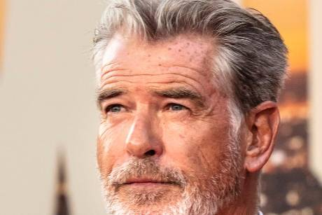 Pierce Brosnan bei einer Filmpremiere in Los Angeles