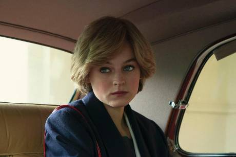 """Emma Corrin in """"The Crown"""""""
