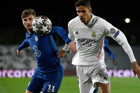 Champions League: Real wohl ohne Varane bei Chelsea