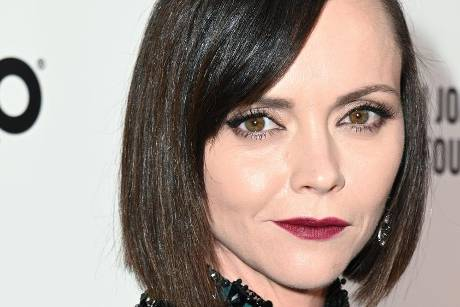 Christina Ricci bei Elton Johns AIDS Foundation Party in Los Angeles, 2020.