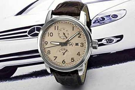 Uhr Mercedes CL Time